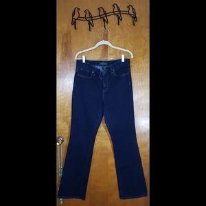 LRL Lauren Jeans Co. Classic Bootcut Jeans